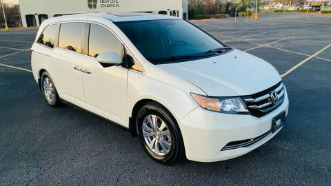 2014 Honda Odyssey for sale at H & B Auto in Fayetteville AR