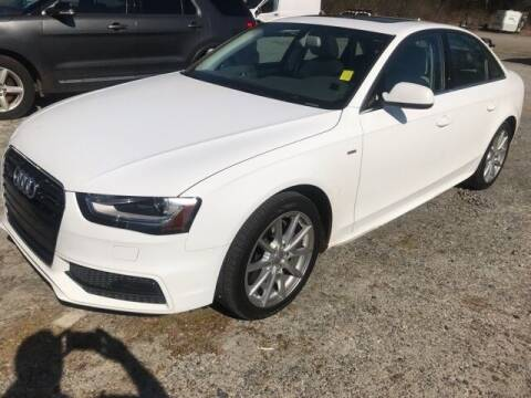 2015 Audi A4 for sale at BILLY HOWELL FORD LINCOLN in Cumming GA