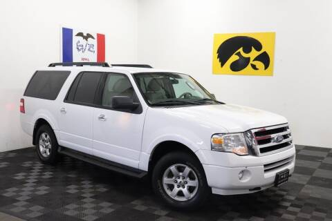 2009 Ford Expedition EL for sale at Carousel Auto Group in Iowa City IA