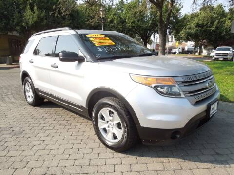 2012 Ford Explorer for sale at Family Truck and Auto.com in Oakdale CA