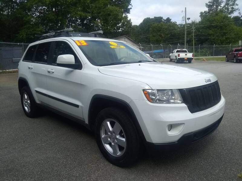 2013 Jeep Grand Cherokee for sale at Import Plus Auto Sales in Norcross GA