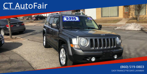 2012 Jeep Patriot for sale at CT AutoFair in West Hartford CT