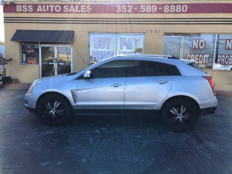 2011 Cadillac SRX for sale at BSS AUTO SALES INC in Eustis FL