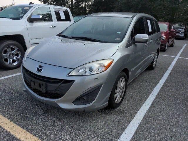 2014 Mazda MAZDA5 for sale at Strosnider Chevrolet in Hopewell VA