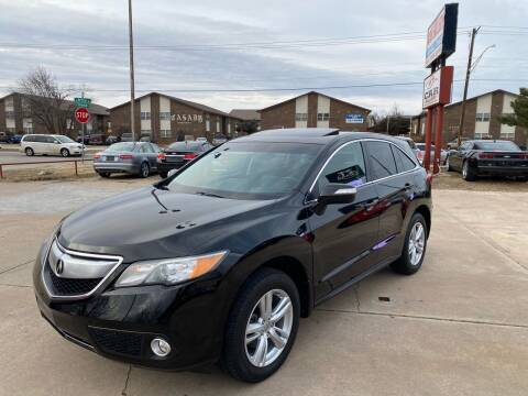2014 Acura RDX for sale at Car Gallery in Oklahoma City OK