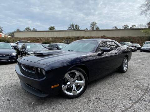 2012 Dodge Challenger for sale at Car Online in Roswell GA