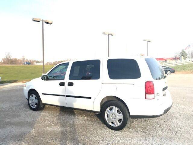 2008 Chevrolet Uplander for sale at Lannys Autos in Winterset IA