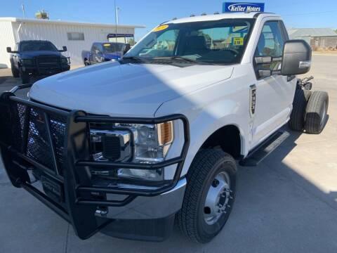 2020 Ford F-350 Super Duty for sale at Keller Motors in Palco KS