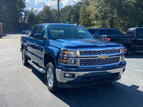 2015 Chevrolet Silverado 1500 for sale at Luxury Auto Innovations in Flowery Branch GA