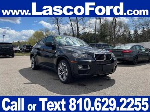 2013 BMW X6 for sale at LASCO FORD in Fenton MI