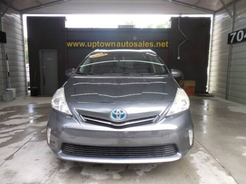 2014 Toyota Prius v for sale at Uptown Auto Sales in Charlotte NC