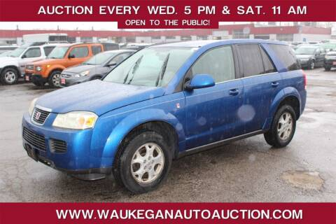 2006 Saturn Vue for sale at Waukegan Auto Auction in Waukegan IL