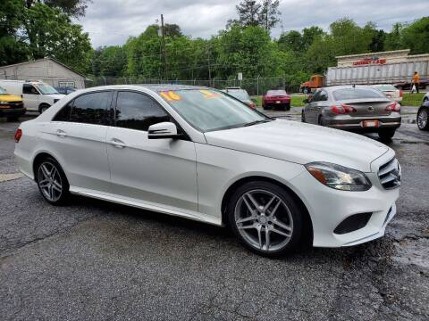 2016 Mercedes-Benz E-Class for sale at Import Plus Auto Sales in Norcross GA
