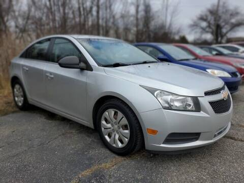 2012 Chevrolet Cruze for sale at Paramount Motors in Taylor MI