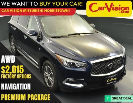 2018 Infiniti QX60 for sale at Car Vision Mitsubishi Norristown in Norristown PA