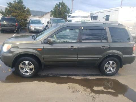 2006 Honda Pilot for sale at Freds Auto Sales LLC in Carson City NV