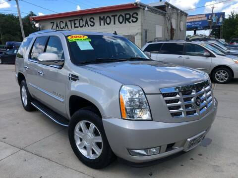 2007 Cadillac Escalade for sale at Zacatecas Motors Corp in Des Moines IA