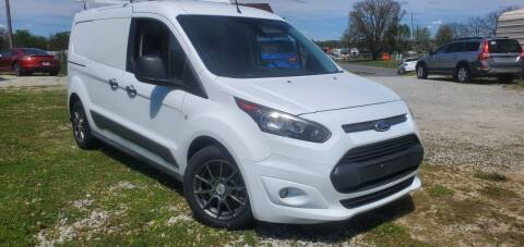 2014 Ford Transit Connect Cargo for sale at Sinclair Auto Inc. in Pendleton IN