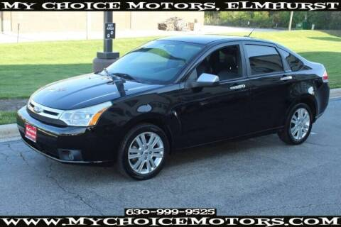2011 Ford Focus for sale at My Choice Motors Elmhurst in Elmhurst IL