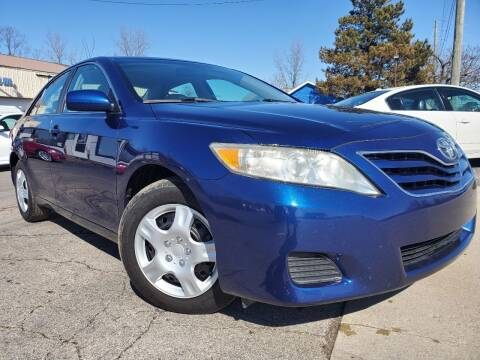 2010 Toyota Camry for sale at Sinclair Auto Inc. in Pendleton IN
