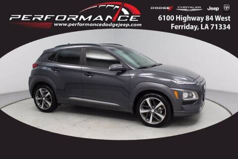 2020 Hyundai Kona for sale at Auto Group South - Performance Dodge Chrysler Jeep in Ferriday LA