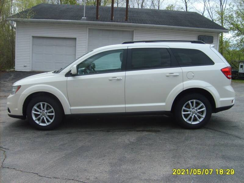 2013 Dodge Journey for sale at Northport Motors LLC in New London WI