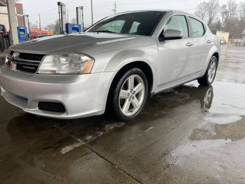 2011 Dodge Avenger for sale at JE Auto Sales LLC in Indianapolis IN