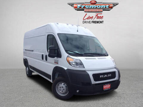 2021 RAM ProMaster Cargo for sale at Rocky Mountain Commercial Trucks in Casper WY