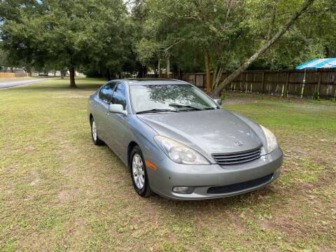 2004 Lexus ES 330 for sale at Royal Auto Mart in Tampa FL