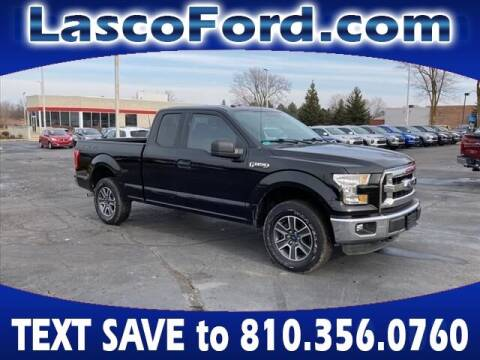 2016 Ford F-150 for sale at LASCO FORD in Fenton MI