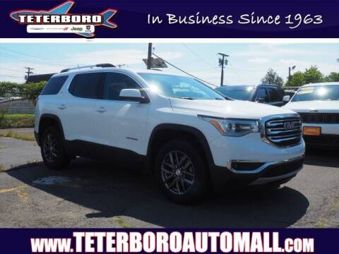 2019 GMC Acadia for sale at TETERBORO CHRYSLER JEEP in Little Ferry NJ