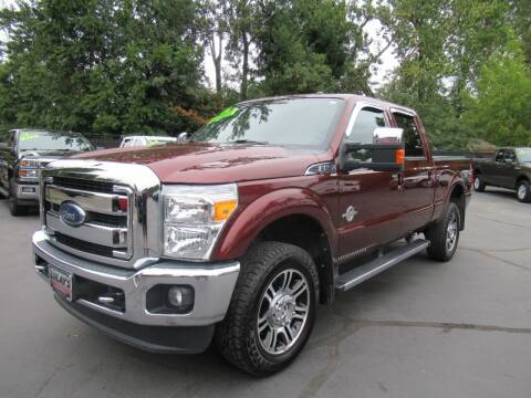2016 Ford F-350 Super Duty for sale at LULAY'S CAR CONNECTION in Salem OR