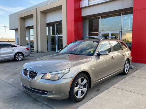 2008 BMW 5 Series for sale at Thumbs Up Motors in Warner Robins GA