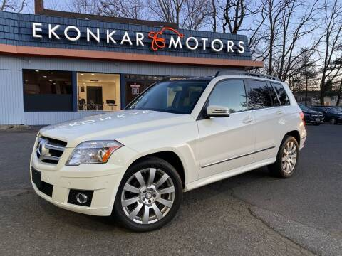 2011 Mercedes-Benz GLK for sale at Ekonkar Motors in Scotch Plains NJ