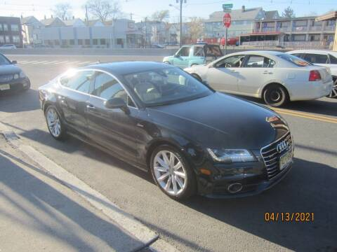 2012 Audi A7 for sale at Cali Auto Sales Inc. in Elizabeth NJ