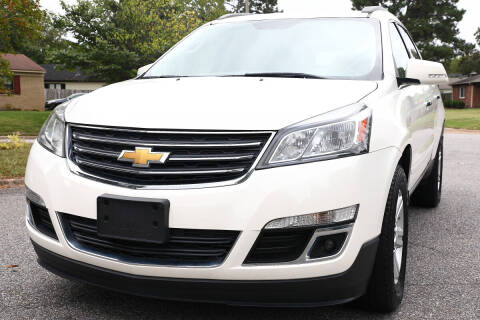 2014 Chevrolet Traverse for sale at Prime Auto Sales LLC in Virginia Beach VA