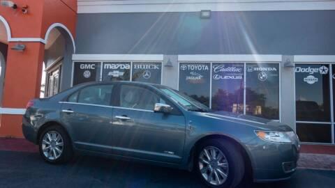 2012 Lincoln MKZ Hybrid for sale at Car Depot in Miramar FL
