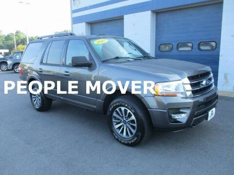 2017 Ford Expedition for sale at MC FARLAND FORD in Exeter NH