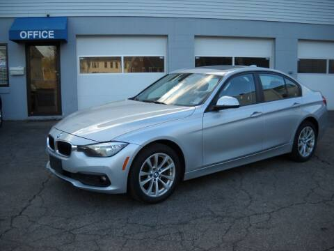 2016 BMW 3 Series for sale at Best Wheels Imports in Johnston RI