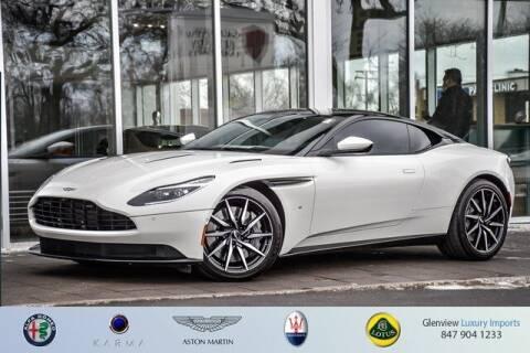 2017 Aston Martin DB11