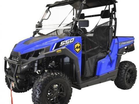 2021 Massimo TBOSS 550 for sale at Snyder Motors Inc in Bozeman MT