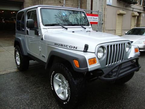 2005 Jeep Wrangler for sale at Discount Auto Sales in Passaic NJ
