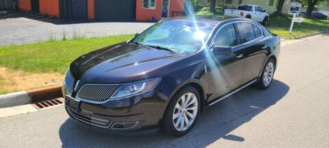 2013 Lincoln MKS for sale at Steve's Auto Sales in Madison WI