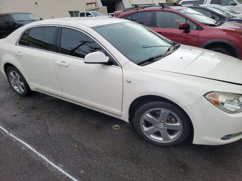 2008 Chevrolet Malibu for sale at McMinnville Auto Sales LLC in Mcminnville OR