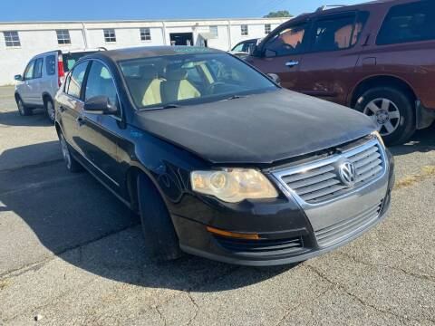 2006 Volkswagen Passat for sale at ASAP Car Parts in Charlotte NC