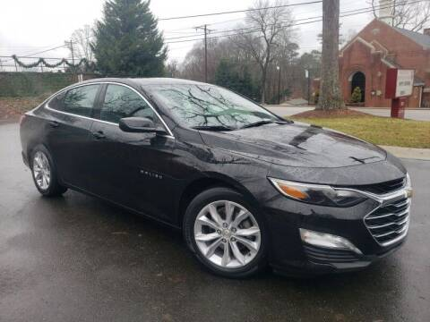 2019 Chevrolet Malibu for sale at McAdenville Motors in Gastonia NC