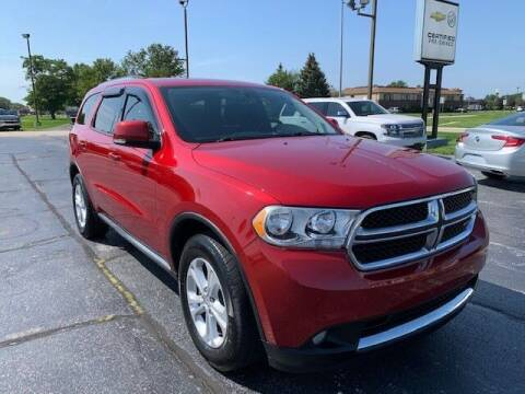 2011 Dodge Durango for sale at Dunn Chevrolet in Oregon OH