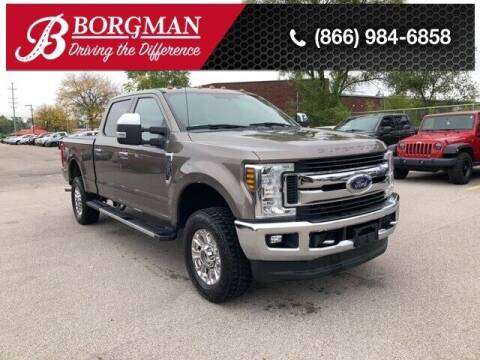 2018 Ford F-350 Super Duty for sale at BORGMAN OF HOLLAND LLC in Holland MI