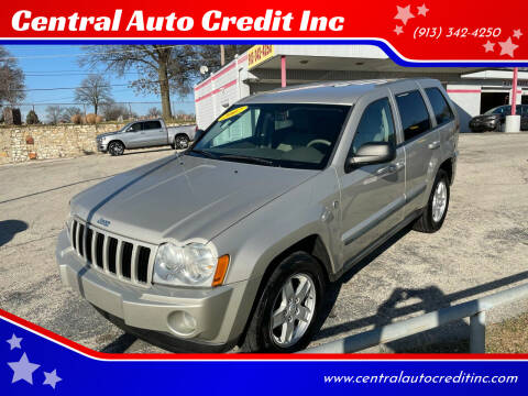 2007 Jeep Grand Cherokee for sale at Central Auto Credit Inc in Kansas City KS
