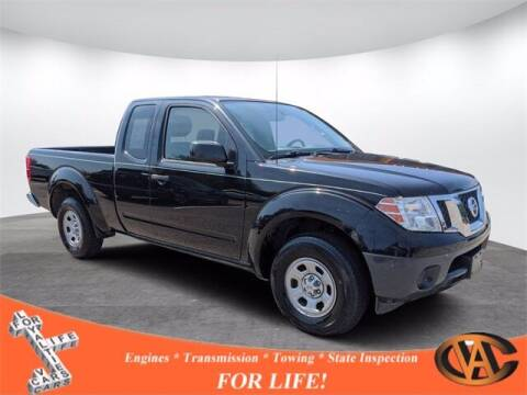2016 Nissan Frontier for sale at VA Cars Inc in Richmond VA